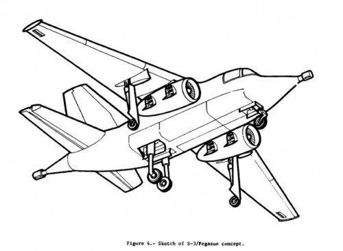 Lockheed S 3 Viking Variants And Projects