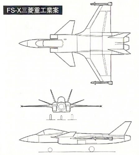 Mitsubishi FS-X proposal 3 side view.jpg