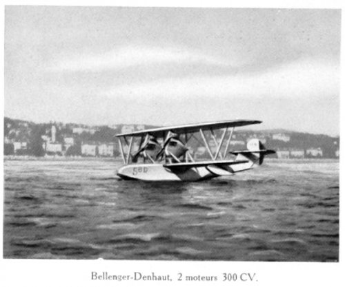 Bellenger-Denhaut twin-engine, 300 HP.jpg