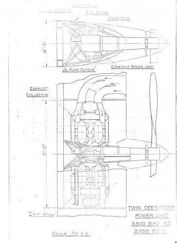 Updates For Armstrong Siddley Terrier Engines