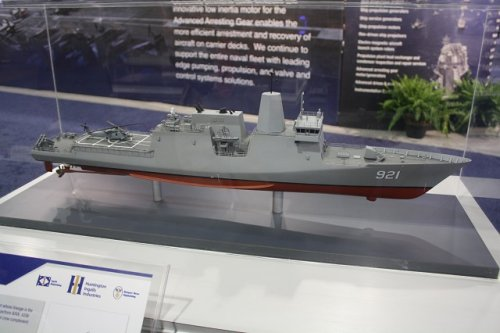 Northrop Grumman International Frigate (FF4920) | Secret Projects Forum