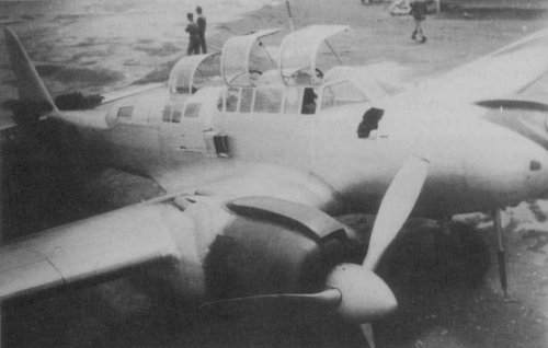 No.1 13-shi twin engine land base fighter.jpg